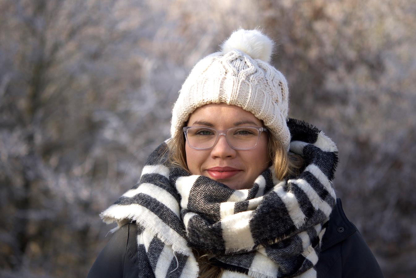 Zimni portret