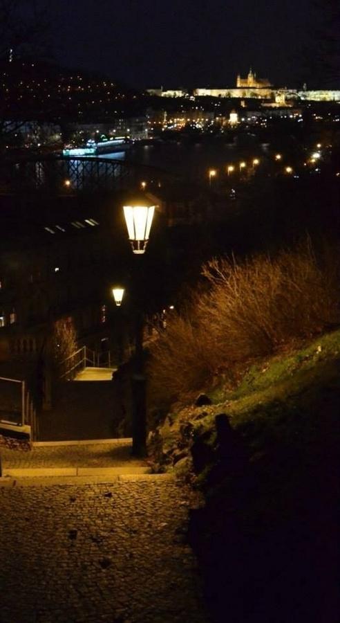 večerní procházka
