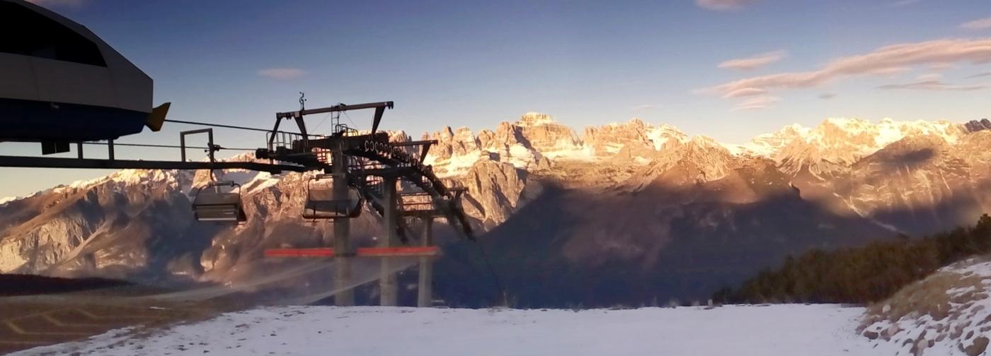 Paganella - horský vrchol v Itálii