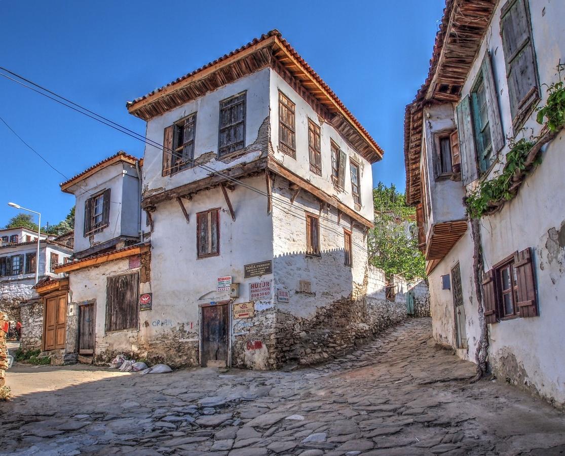 Z Turecké ulice.