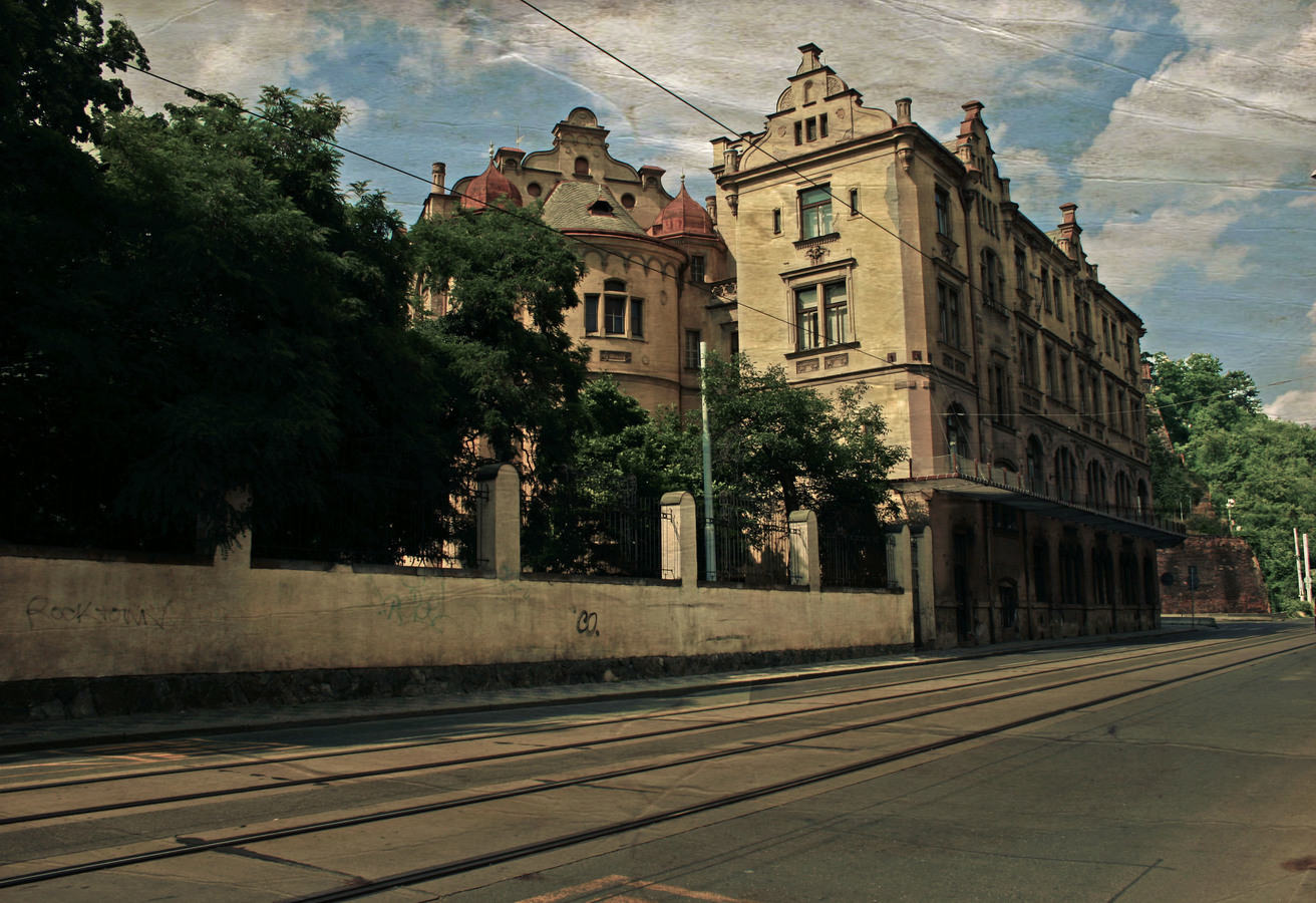 Praha Klárov
