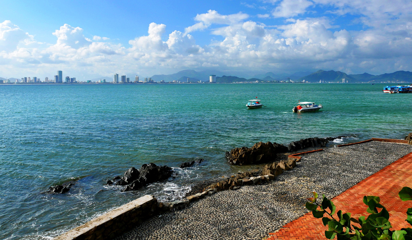 Na ostrově Hon Tre