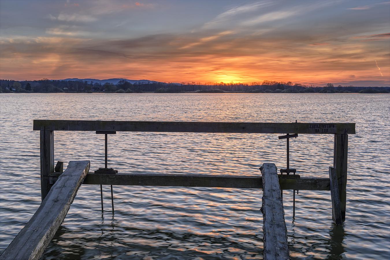 Starohaklovský rybník