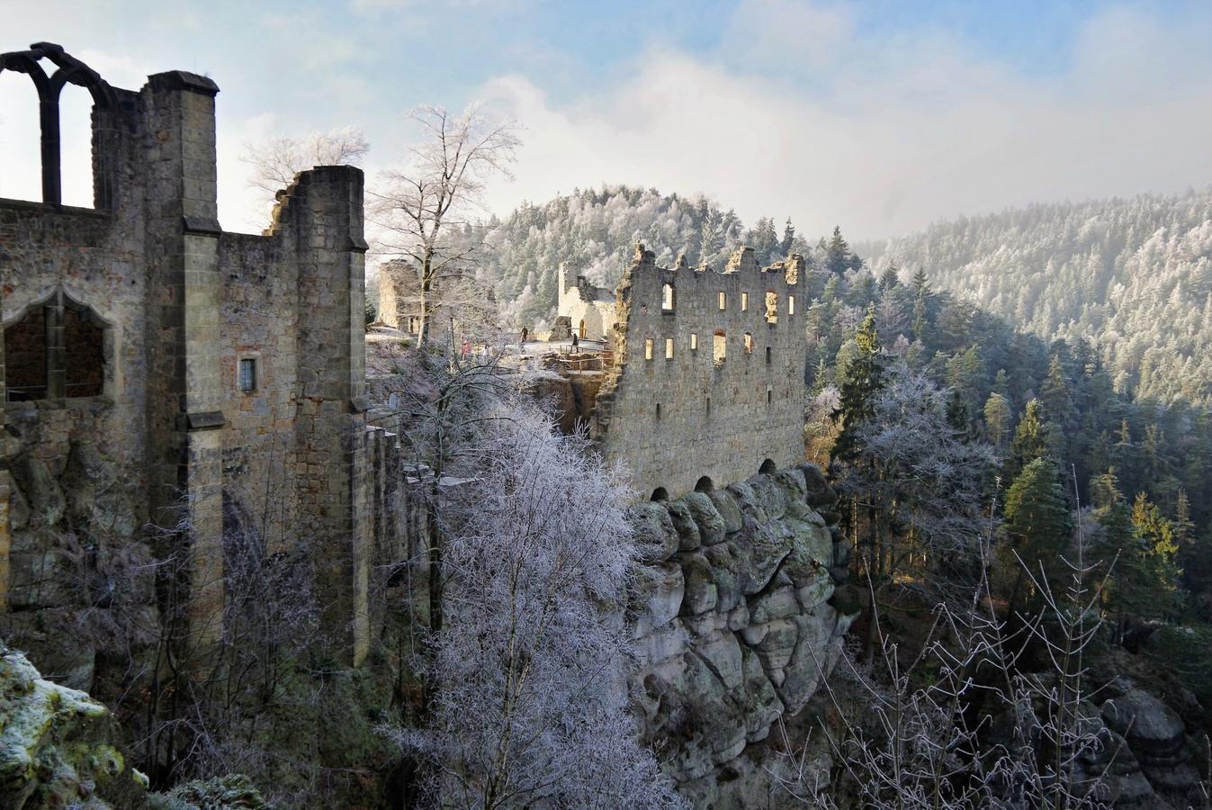 hrad Oybin