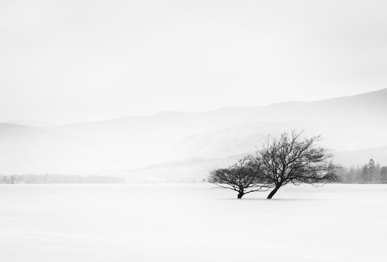 Whiteout | Loch Tulla