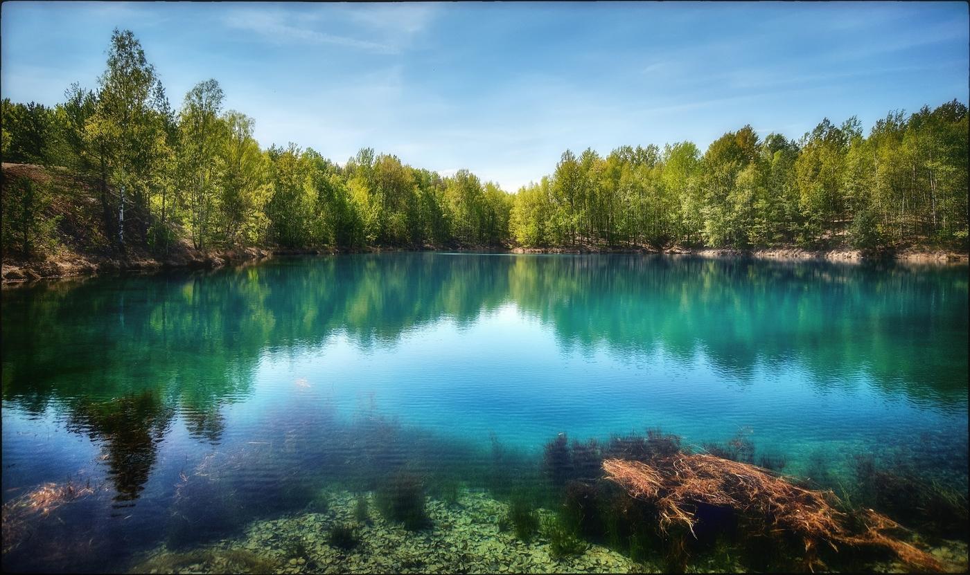 Leknická jezera III