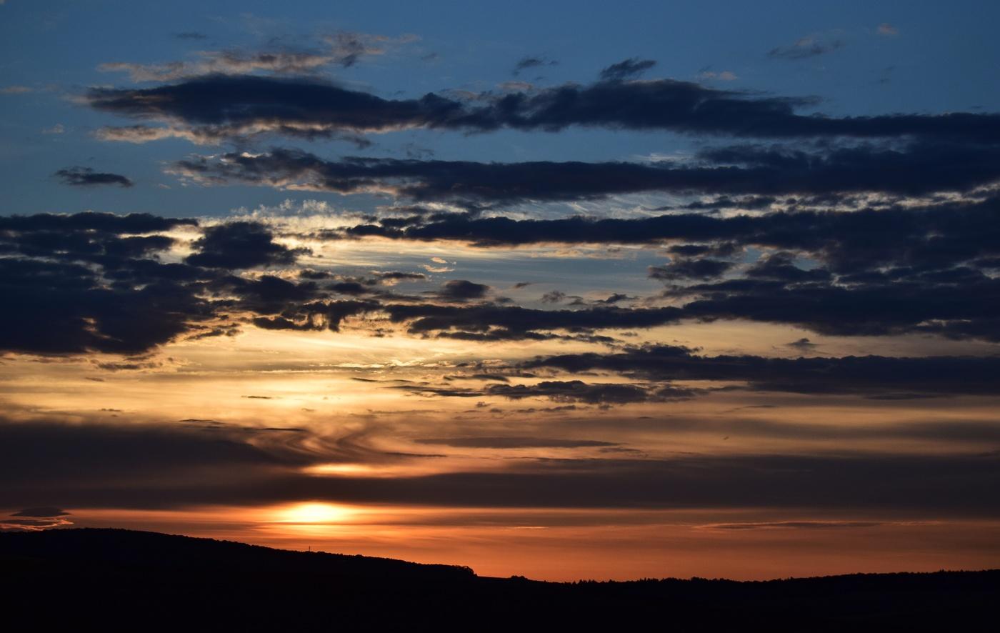 Při východu slunce
