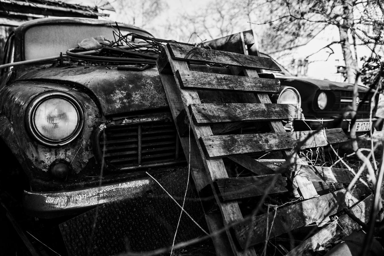 Stará Škoda Octavia Combi