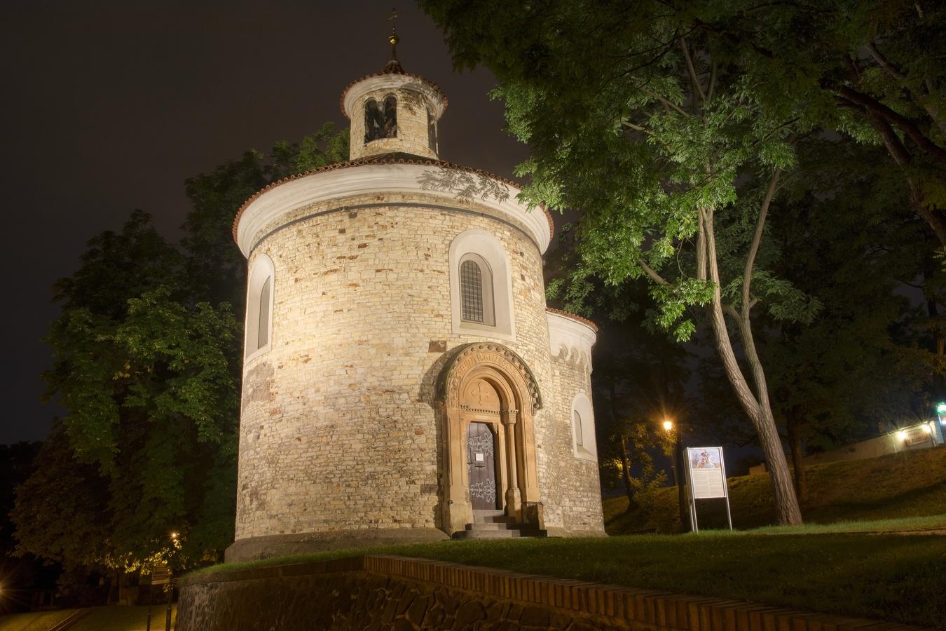 Vyšehradská rotunda sv. Martina