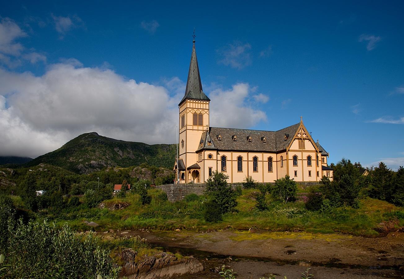 Lofotská katedrála