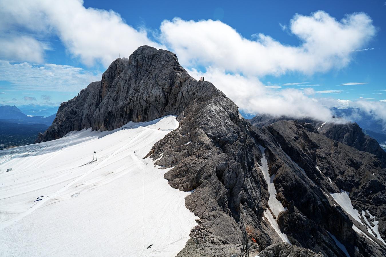 Großer Koppenkarstein (2863m)