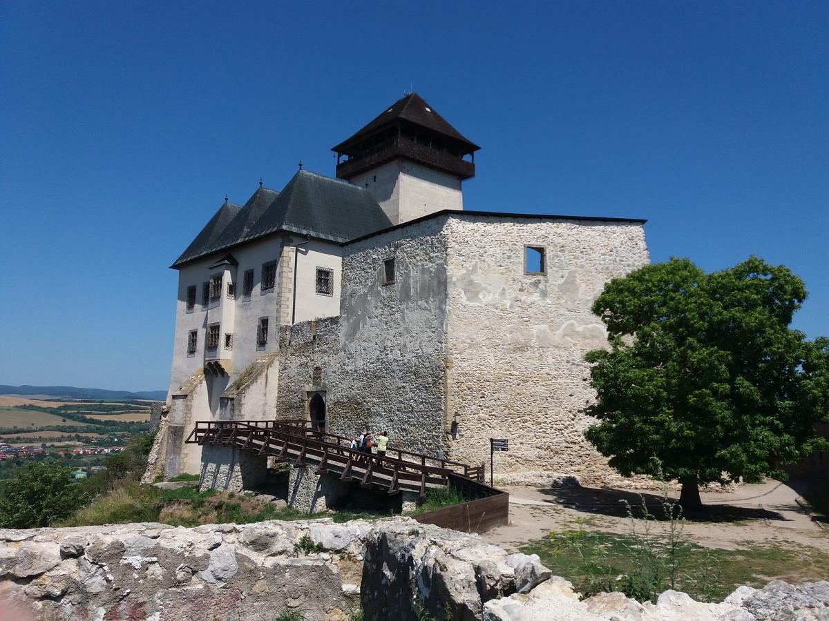 Trenčanský hrad
