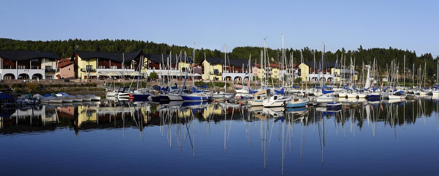 Lipno přístav