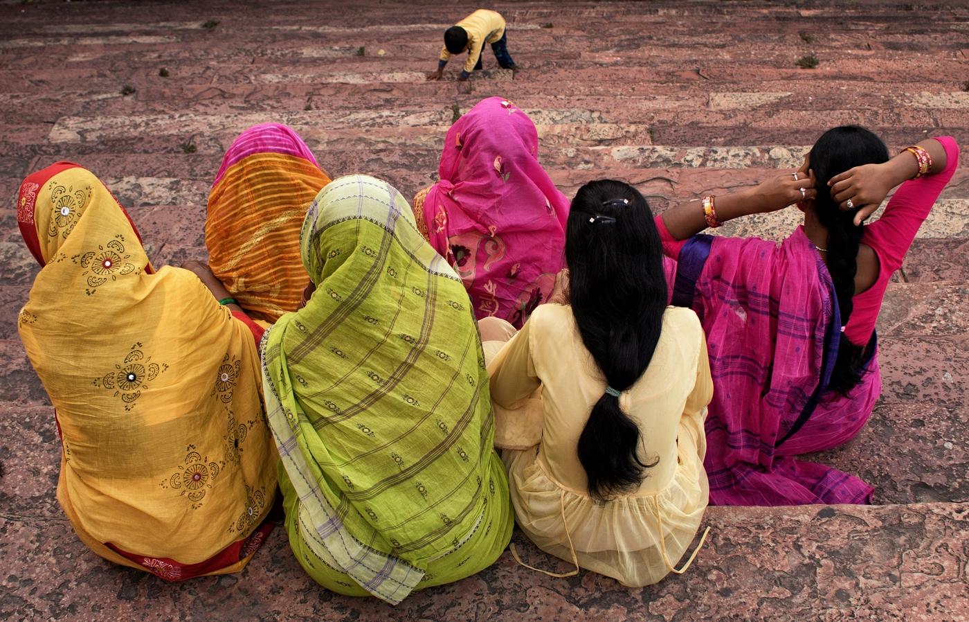 Barevná Indie