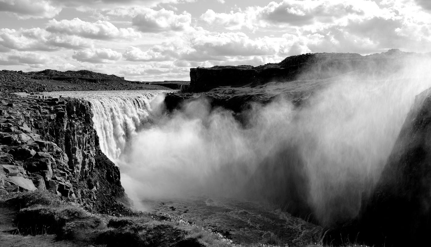 Mystický vodopád
