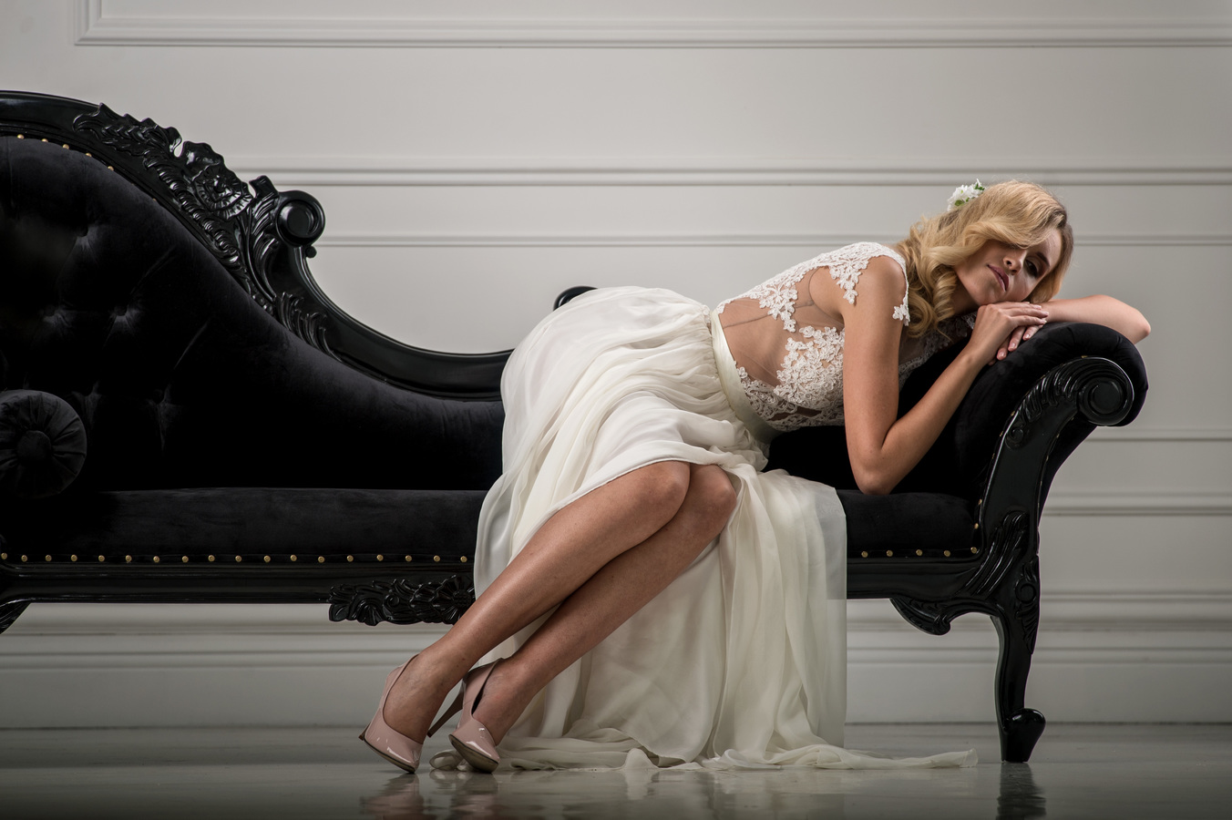 Spící nevěsta