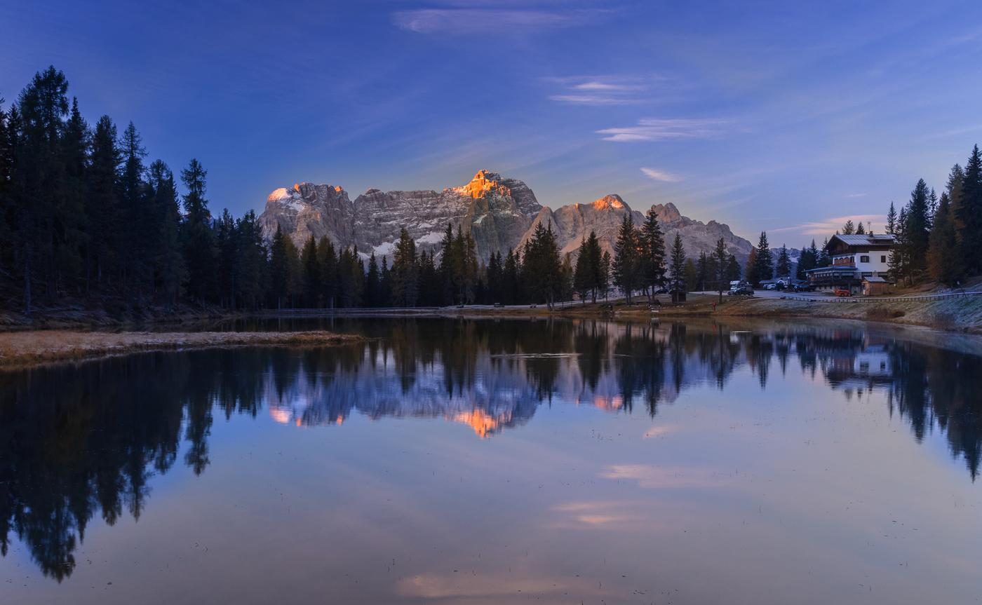 Lago di Antorno