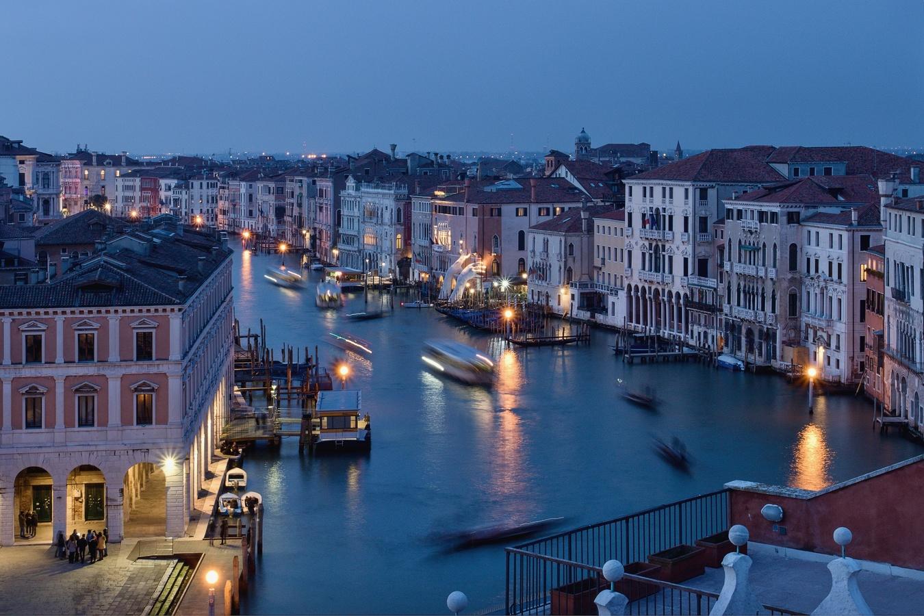 Canal Grande - Benátky