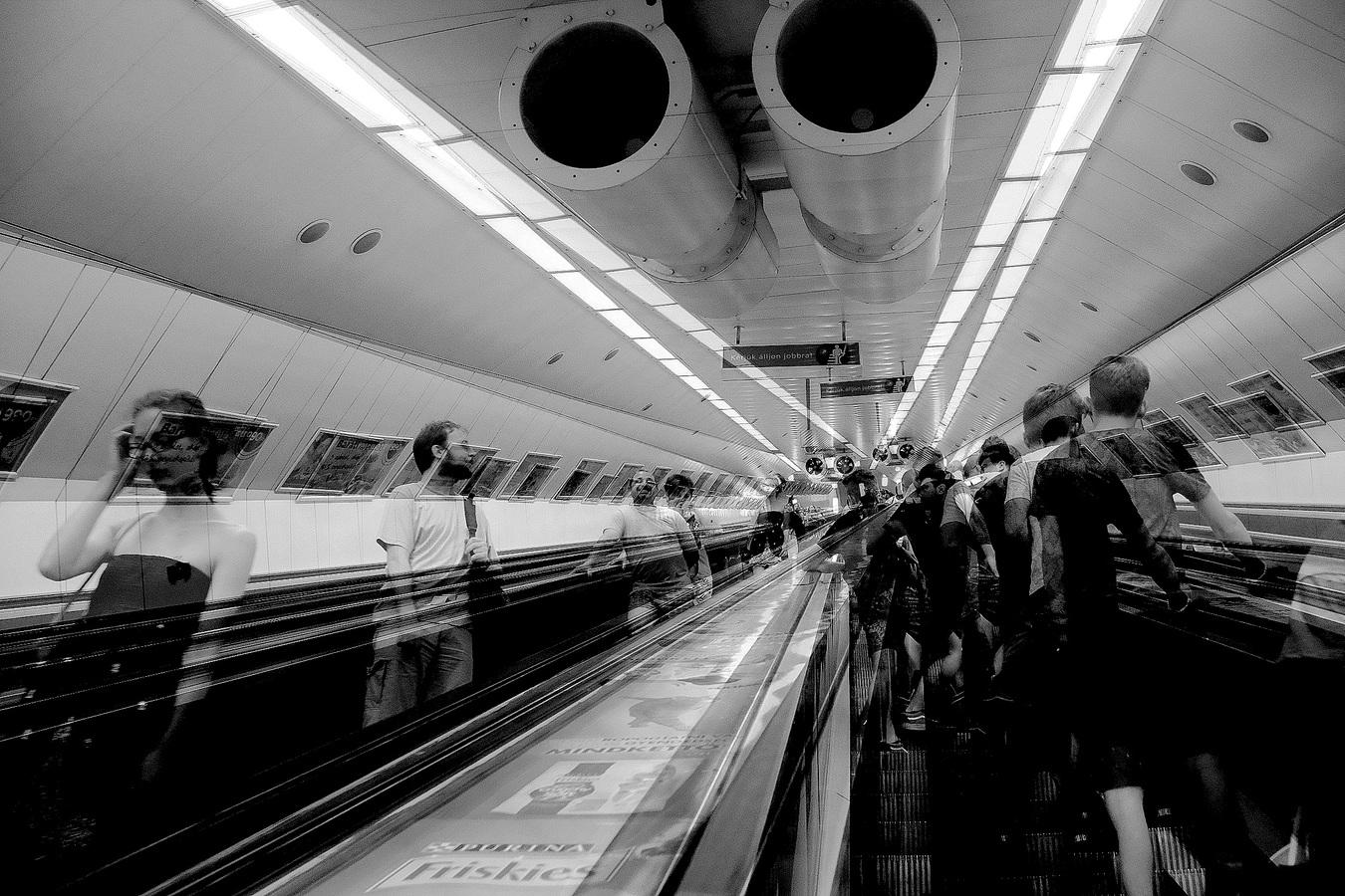 Zmatek v metru