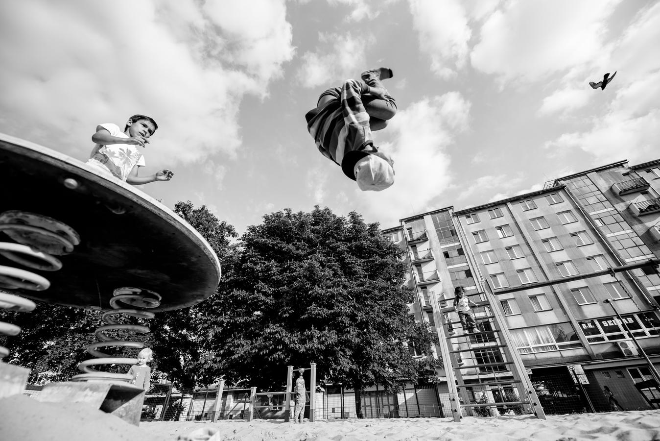 Dětské hřiště 21. století - Ústí nad Labem