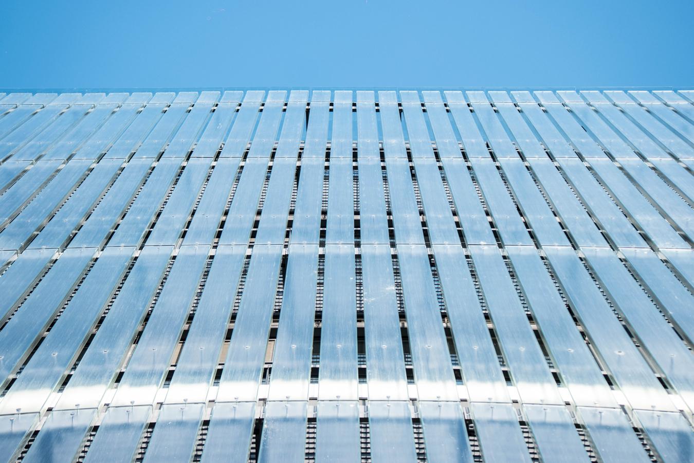 Detail architektury