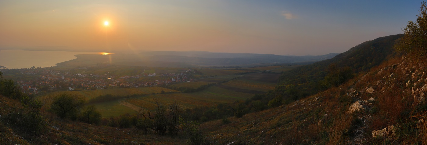 Palavské panorama