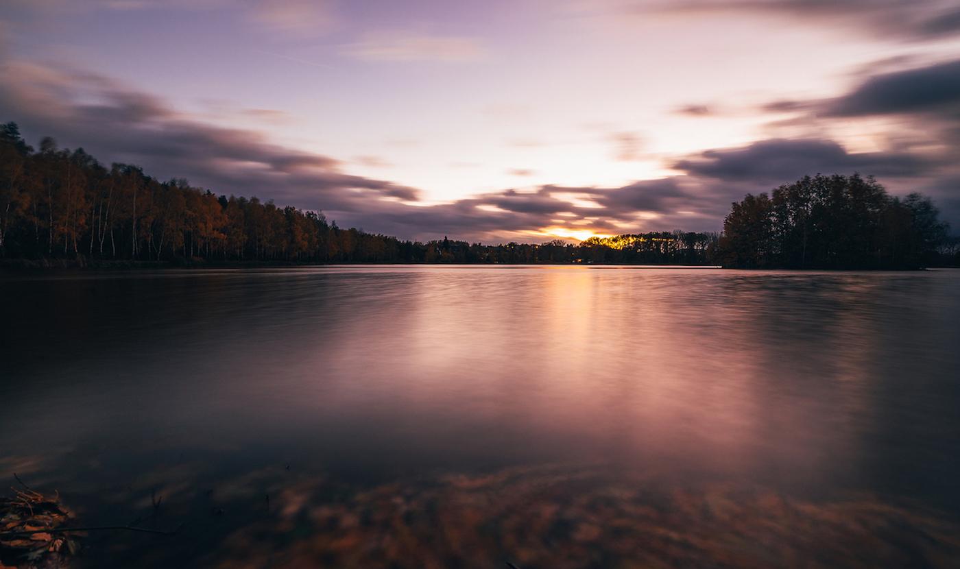 Turyňský rybník.