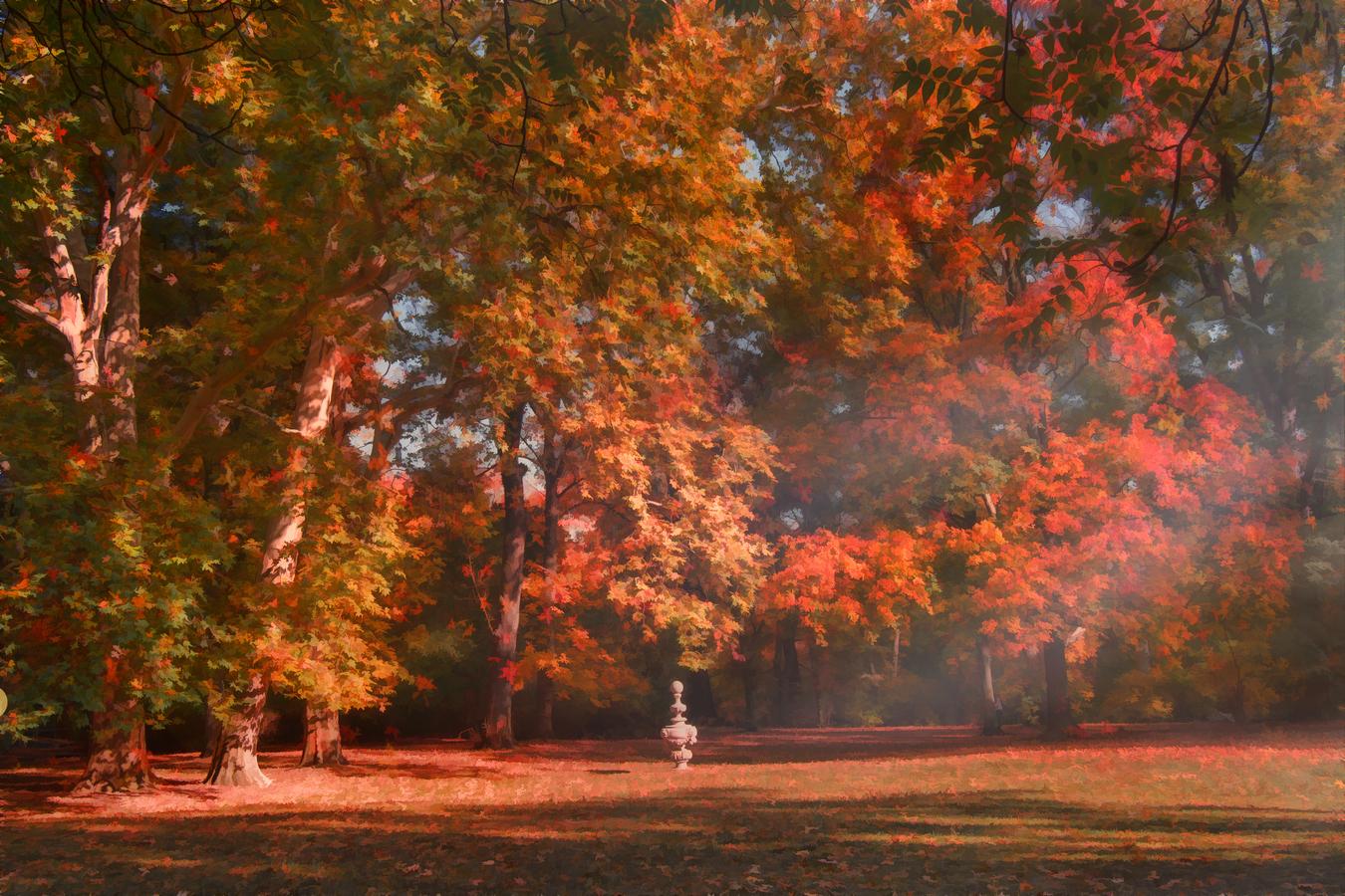 Podzimní stylizace