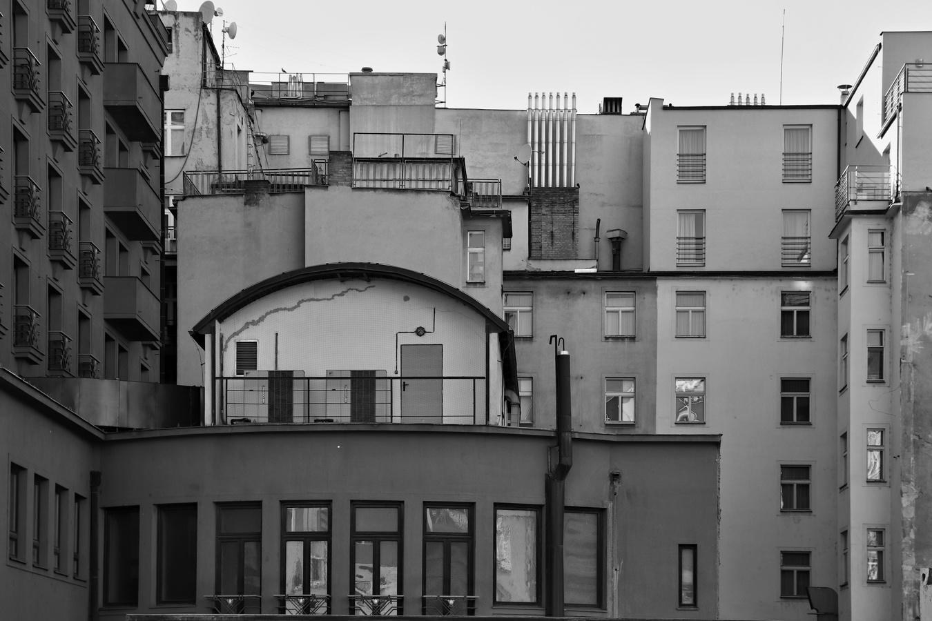 Zastavěný architektonický prostor