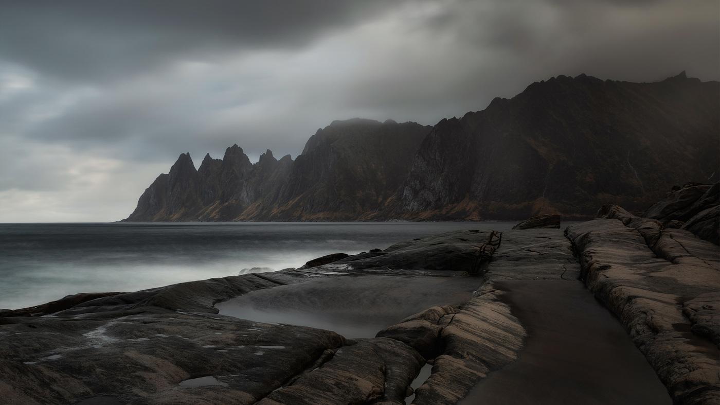 Tungeneset - Senja Islands - Norway