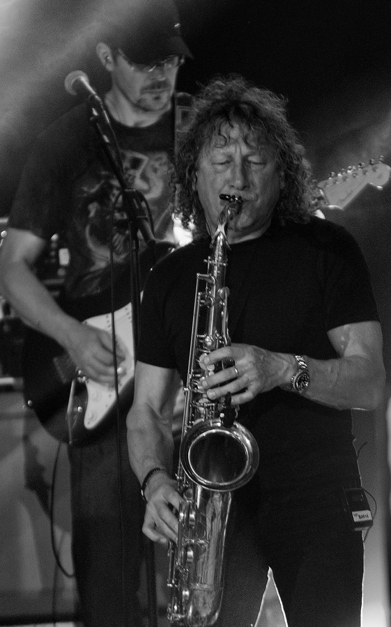 Saxofon solo