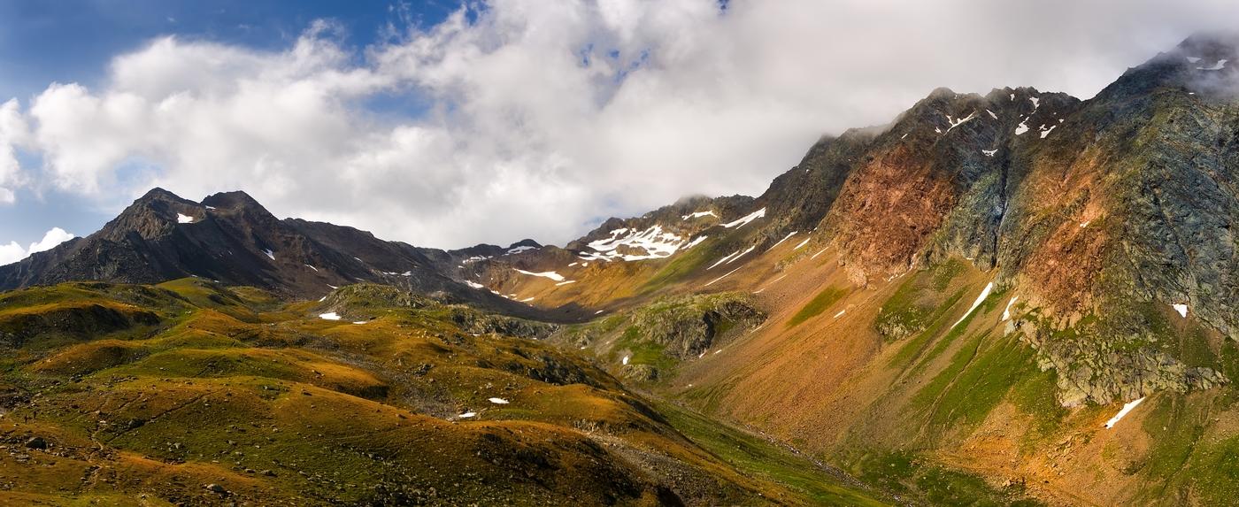 panorama Timmelsjoch