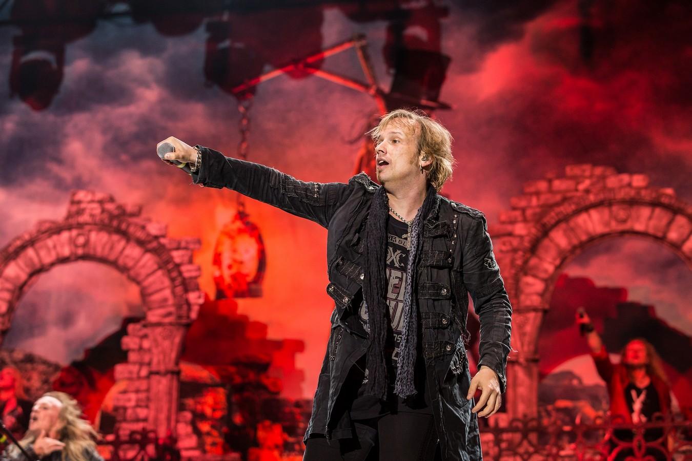 Avantasia na Masters of Rock 2016
