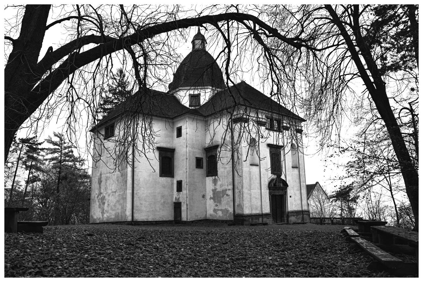 Kaple svaté Barbory v Buchlovicích