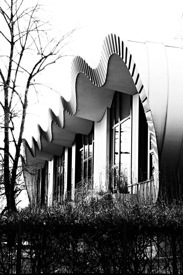 Dům pro Marťany - čb