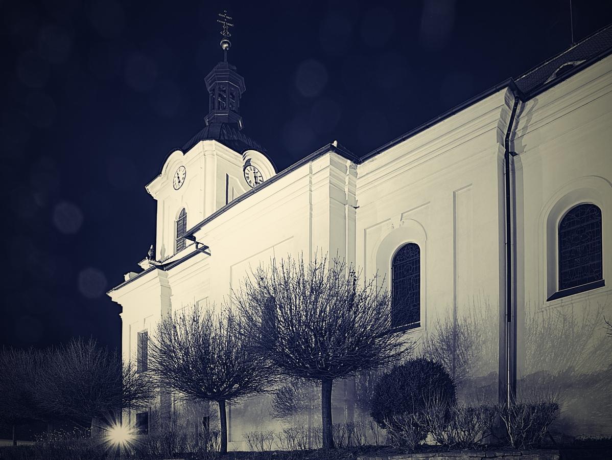 Kostel Narození Panny Marie II - Zdice