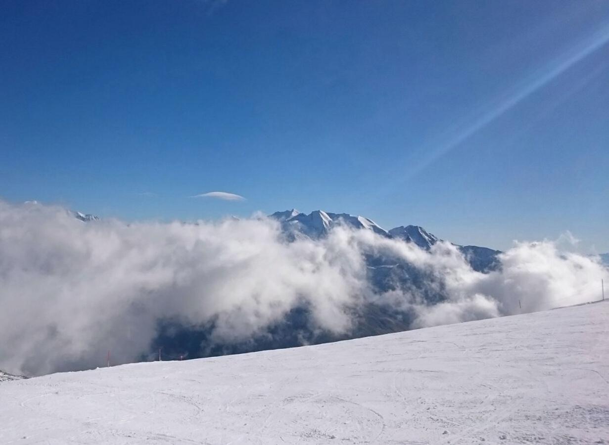 Alpská mlha