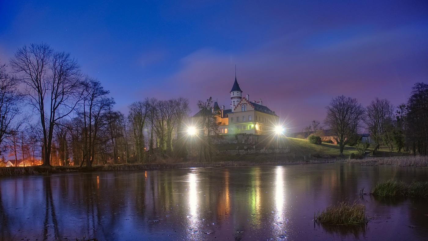 zámek Raduň