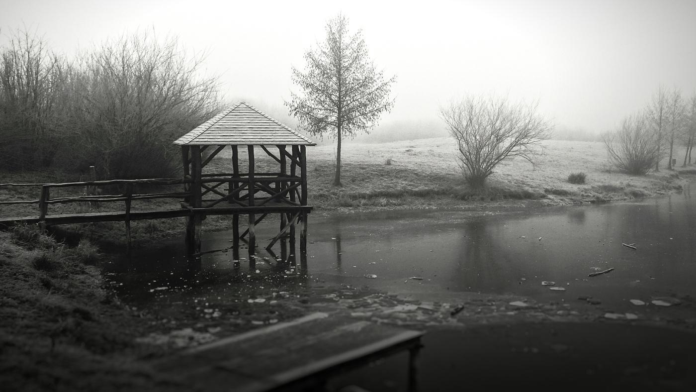 Rybník..Kozojídky