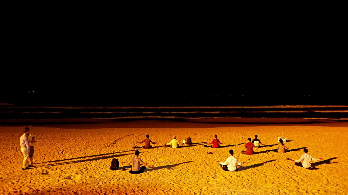 Noční meditace