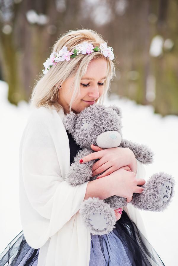Zimní medvěd...