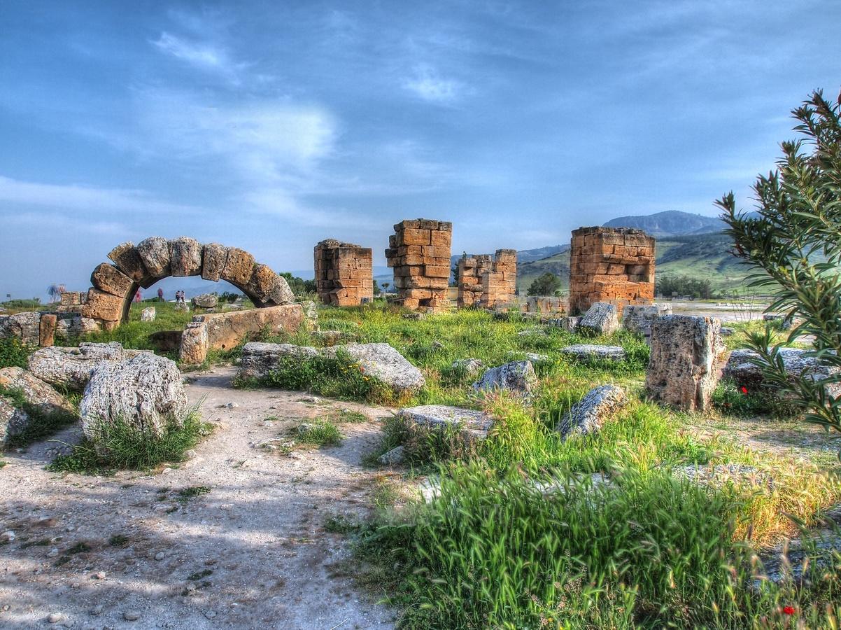 Z Turecké historie-Hierapolis
