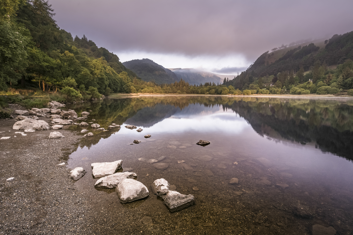 Lower Lake - Glendalough