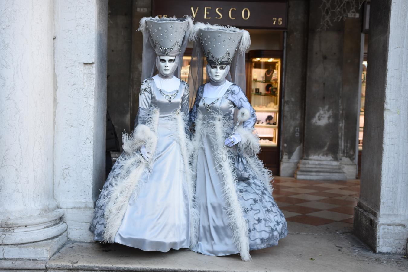 Benátský karneval 2017