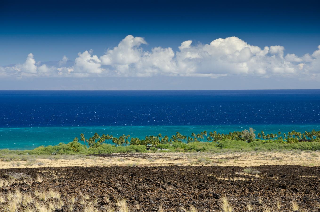 5 horizontů Havaje