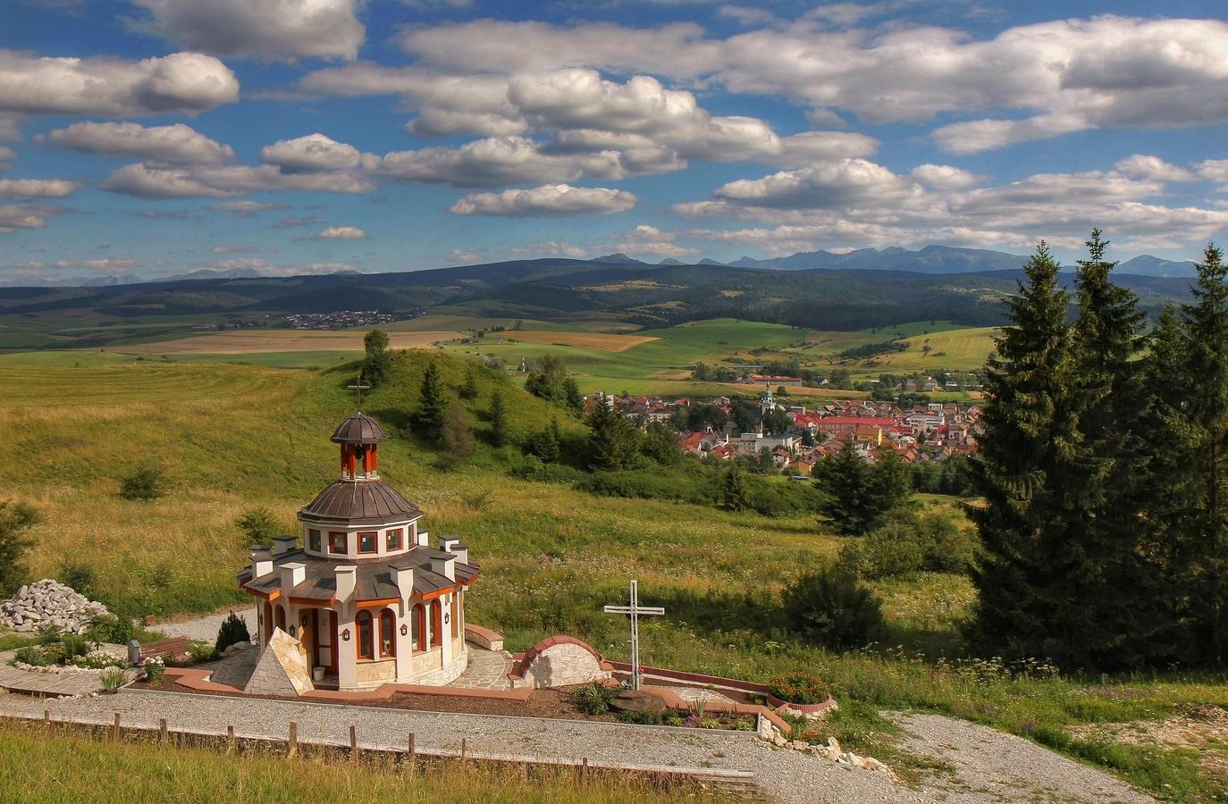 Oravská krajinka