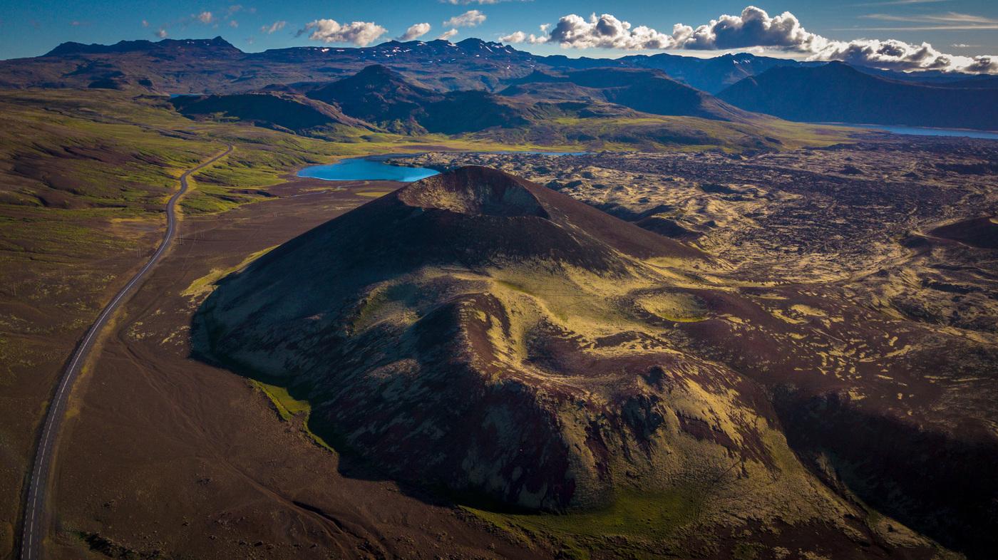 Vulcano Iceland