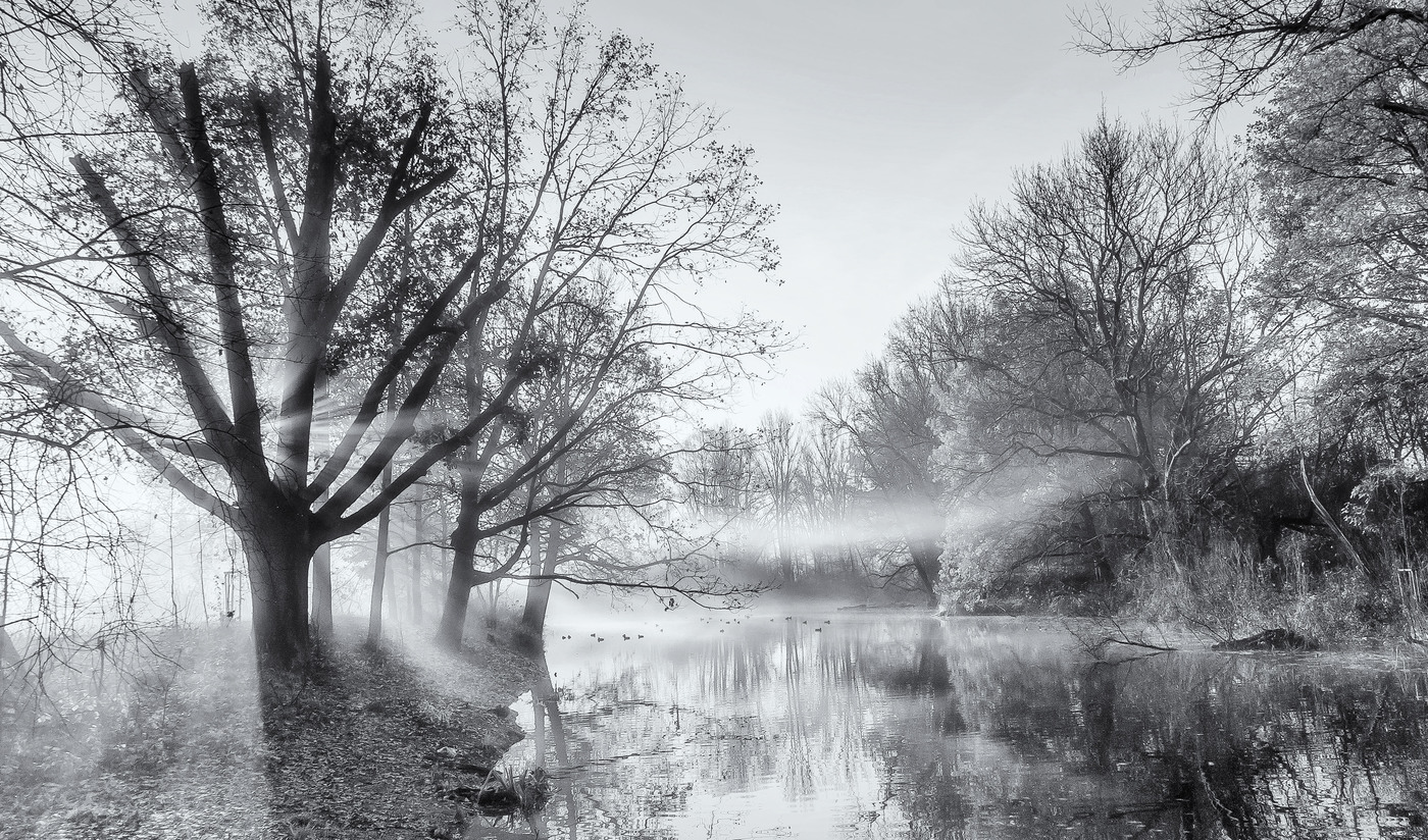 Řeka čaruje