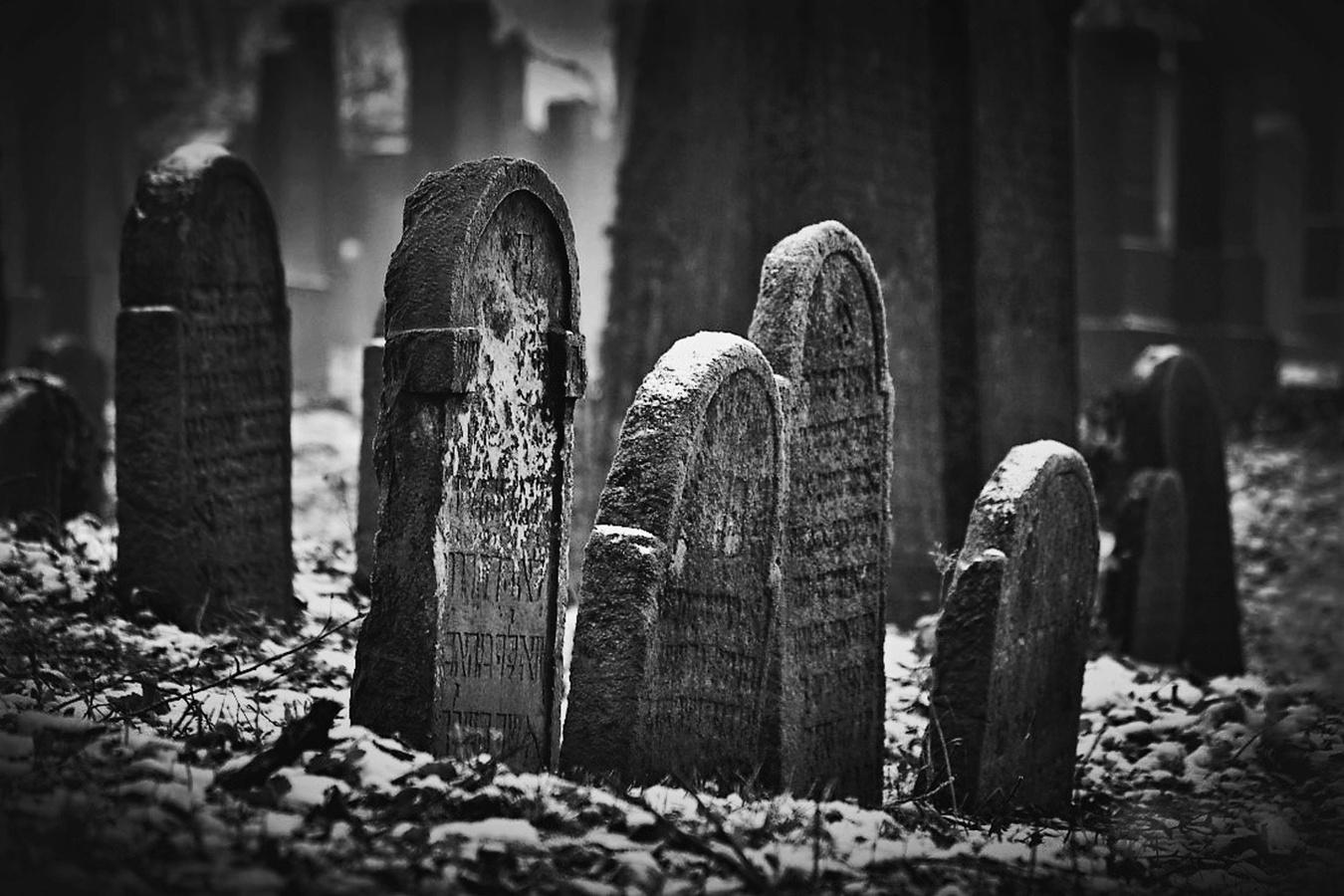 židovský hrbitov