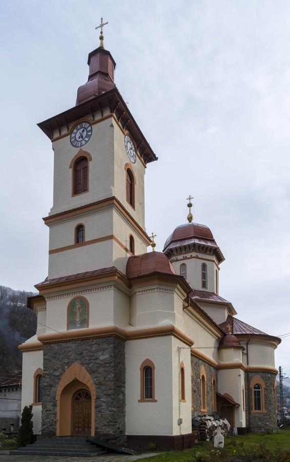 Ortodoxní kostel svatého Mikuláše